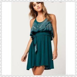 """NWT O'neill """"Valerie"""" Embroidered Dress"""